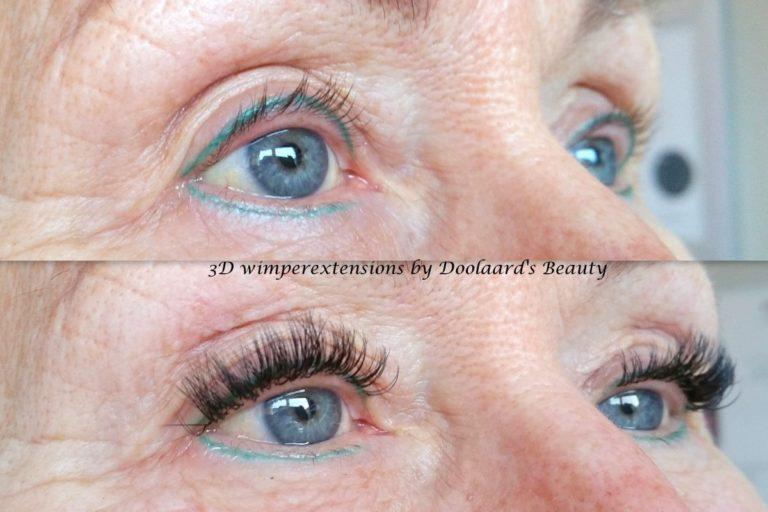 3D Wimperextensions Brielle Doolaard_s Beauty