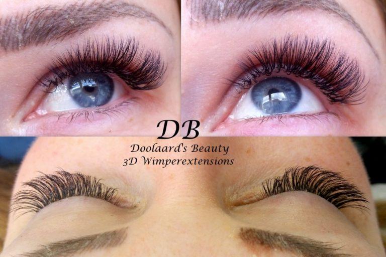 3D Wimperextensions Brielle Doolaard_s Beautyy