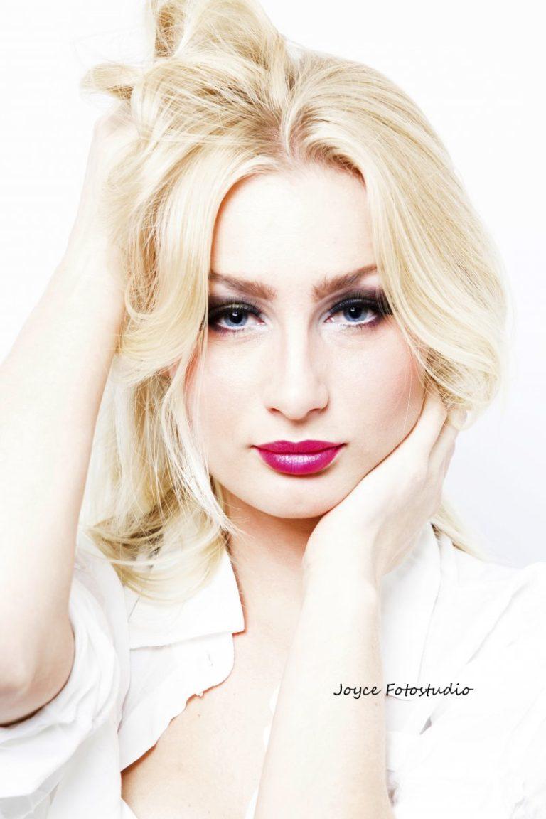 Visagie, visagist Brielle Doolaard_s Beauty