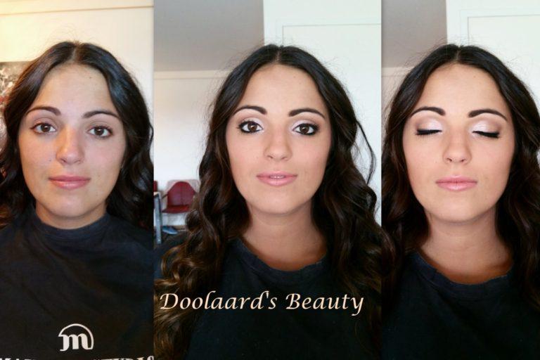 Visagie, visagist Brielle Doolaard_s Beauty _1_