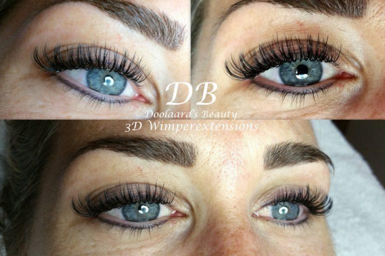 Wimperextensions Doolaard_s Beauty